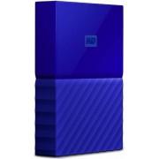 "HDD Extern Western Digital My Passport 2.5"" 4Tb Blue"