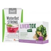 Sensilab LiverTox Ploché břicho: pro odstranění toxinů a nastartování procesu hubnutí. Program na 15 dní.