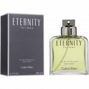 Calvin klein eternity 200 ml eau de toilette edt spray profumo uomo
