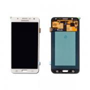 Display Cu Touchscreen Samsung Galaxy J7 J700 2015 Alb