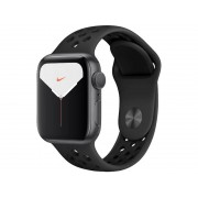 Nike Умные часы APPLE Watch Nike Series 5 40mm Space Grey Aluminium with Anthracite-Black Nike Sport Band MX3T2RU/A