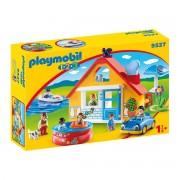 Playmobil Casa de Férias 9527Multicolor- TAMANHO ÚNICO