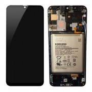 Display Samsung Galaxy A50 A505 Cu Rama si Baterie Original