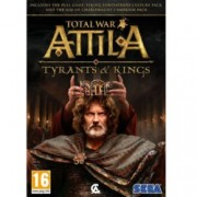 Total War: ATTILA: Tyrants and Kings, за PC