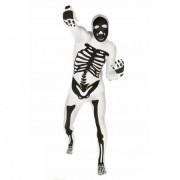 Kostra kostým Morf - Halloween