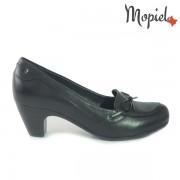 Pantofi dama din piele naturala 248302/2153/Negru/Cornelia