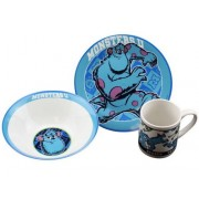 Set Mic Dejun ceramic Monsters University