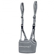 Upspring Baby Walking Wings Learning To Walk Assistant Gray