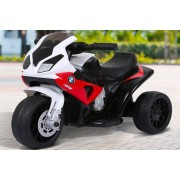 Somerset Gadgets Ltd Kids' BMW Electric Ride On Motorbike - Red or Blue