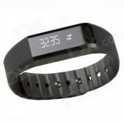 """""""Vidonn X6 0.88"""""""" ip65 Reloj de pulsera elegante Bluetooth - Negro"""""""