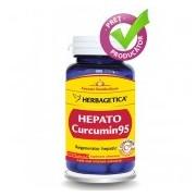HERBAGETICA HEPATO CURCUMIN (turmeric) 60 capsule