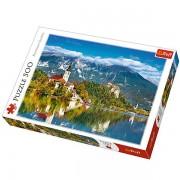 Trefl Puzzle Slagalica Bled Slovenia 500 kom (37259)