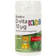 Ledins D-vita KIDS 10mcg 90 tabletter