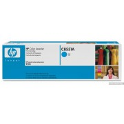 HP Color LaserJet 9500 Smart Print Cartridge, cyan (up to 25,000 pages) (C8551A)