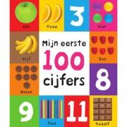 Mijn eerste 100: Mijn eerste 100 cijfers - Roger Priddy
