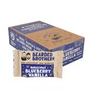 BEARDED BROTHERS ENERGY BARS (Bodacious Blueberry Vanilla) (Organic) 12 Bars