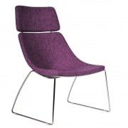 Scaun relaxare Soft PDH violet