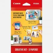 Canon Kit créatif Canon - 3 papiers