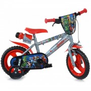 Dino Bikes Bicicleta Marvel Avengers 12 pulgadas