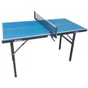 Masa de tenis indoor Buffalo Mini De Luxe Blue