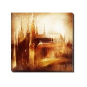 Tablou Canvas Catedrala-Abstract