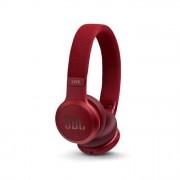 JBL LIVE 400BT Cuffie On-Ear Wireless Bluetooth con Alexa Integrata e Assistente Google Rosso