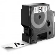 Dymo Standard D1 Tejp 24mm Svart på vit