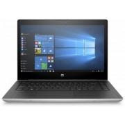 "Laptop HP ProBook 450 G5 (Procesor Intel® Core™ i3-7100U (3M Cache, up to 2.40 GHz), Kaby Lake, 15.6"" HD, 4GB, 500GB HDD @7200RPM, Intel® HD Graphics 620, Wireless AC, FPR, Win10 Pro, Argintiu)"