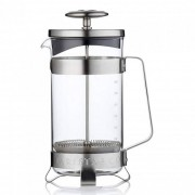 """Barista & Co French coffee maker Barista & Co """"Electric Steel"""", 8 cups"""