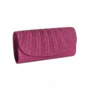 Розов дамски портфейл