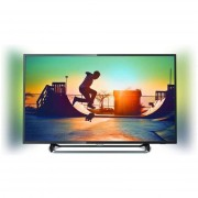 "Philips 43pus6262/12 Philips Tv Led 43"" 4k Ultra Hd Smart Tv Wi-Fi Classe A+ Nero"