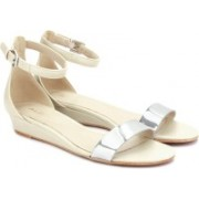 ALDO Women Nude Wedges