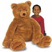 Голяма плюшена играчка Мече - 12138 - Melissa and Doug, 000772121385