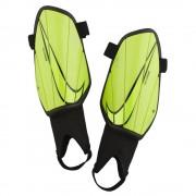 Nike Scheenbschermers Charge Guard Volt - Geel - Size: Large