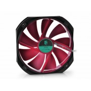 FAN, DeepCool Gamer Storm GF140, 140mm, Black (DP-GF140-BK)