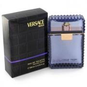 Versace Man Eau Fraiche Eau De Toilette Spray (Blue) 1.7 oz / 50.28 mL Men's Fragrance 435444