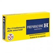 PFIZER ITALIA Srl PREPARAZIONE H 12 SUPPOSTE 23MG