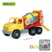 Камион бетоновоз