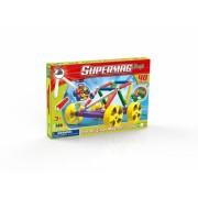 Supermag Maxi Wheels - Set Constructie 40 Piese Supermag