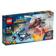 Lego Súper Héroes - Persecución Gélida Tras la Fuerza de la Velocidad - 76098