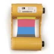 ribbon 800033-840 nastro a Colori YMCKO 200 stampe per Zebra ZXP Serie 3