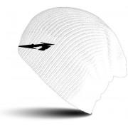 Metallica Glitch M Circle White Knitted Ski Hat