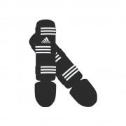 - Adidas Scheenbeschermers Good Zwart/Wit