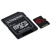 Kingston Tarjeta MicroSDXC para Micromax Canvas Fire 5 (512 GB, verificada por SanFlash. 80 MBs Funciona con Kingston)