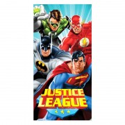 DC Comics Justice League microfiber beach Handduk