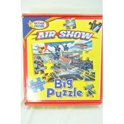 Air Show Big Puzzle - 24 pieces - 6 Square Feet