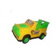 Racing Jeep Toys for Kids by Reena Multi Colour