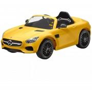 Carro Montable Mercedes Benz Electrico Injusa 6v