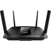 WLAN ruter MAX-STREAM Multi-User MU-MIMO EA8500 Linksys 5 GHz, 2.4 GHz 2600 MBit/s