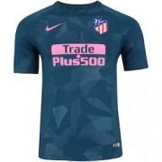 Nike Camisa Atlético de Madrid III 17/18 Nike - Masculina - VERDE ESC/ROSA